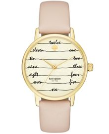 Kate Spade KSW1059 ladies bracelet watch