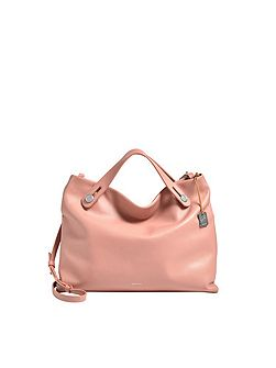 Ladies mikkeline leather mini satchel