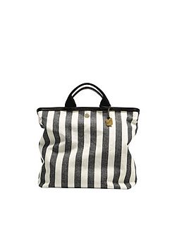Ladies anja leather tote