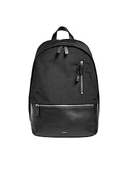 Gents kroyer nylon backpack