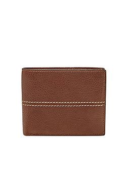 Turk blocking large coin pocket bifold