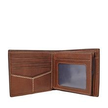 Fossil Turk blocking large coin pocket bifold