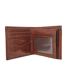 Fossil Ryan blocking large coin pocket bifold