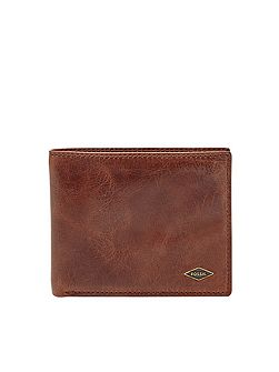 Ryan rfid-blocking flip id bifold