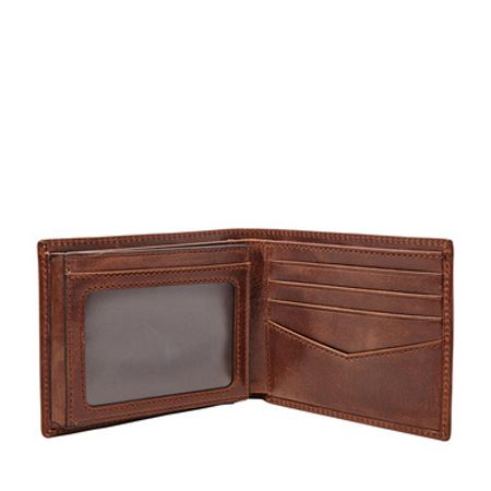 Fossil Ryan rfid-blocking flip id bifold