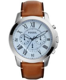 Fossil Fs5184 mens strap watch