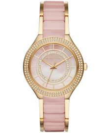 Michael Kors Mk3508 ladies bracelet watch