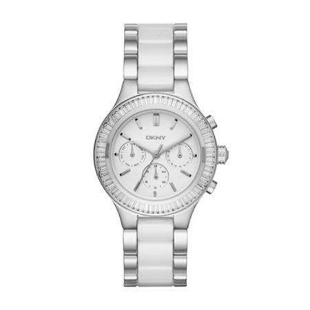 DKNY Ny2496 ladies ceramic bracelet watch
