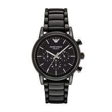 Emporio Armani Ar1507 mens ceramic bracelet watch