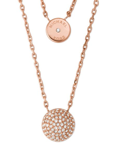 Michael Kors MKJ5518791 Ladies Necklace