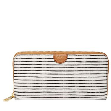 Fossil Sl6860080 ladies sydney zip clutch MultiColoured