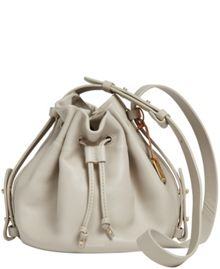 Skagen Swh0155117 mini drawstring bucket bag