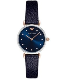 Emporio Armani AR1989 ladies strap watch