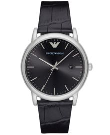 Emporio Armani AR2500 mens strap watch