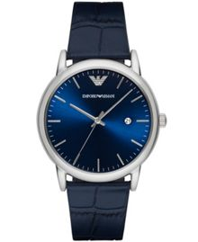 Emporio Armani AR2501 mens strap watch