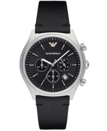 Emporio Armani AR1975 mens strap watch