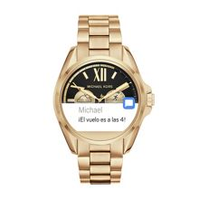 Michael Kors MKT5001 ladies bracelet smart watch