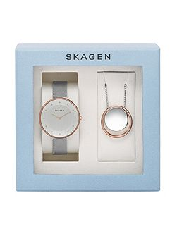 SKW1078 watch and necklace gift set