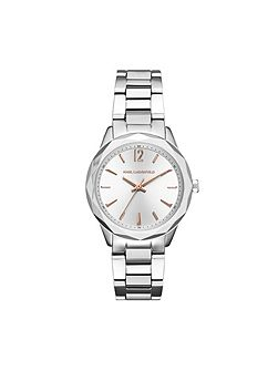 KL4013 rose gold ladies watch