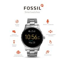 Fossil Q FTW2109 mens bracelet watch