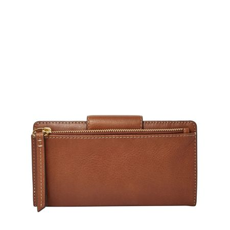 Fossil SL7154200 emma tab clutch purse