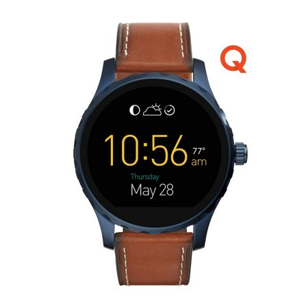 Fossil Q FTW2106 mens strap watch