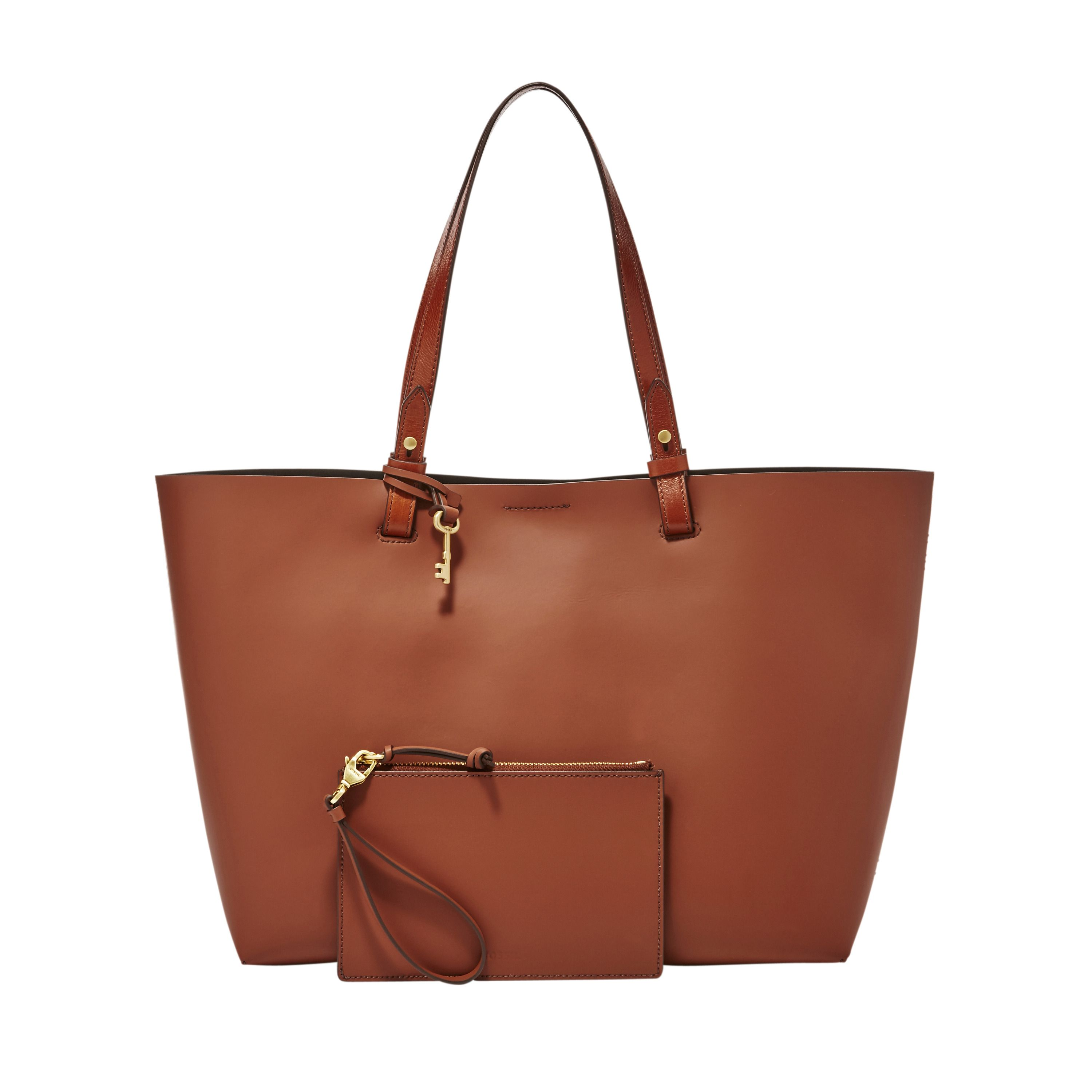 Fossil ZB6817200 rachel tote bag Brown