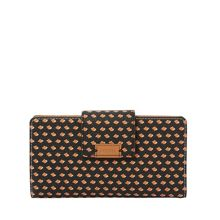 Fossil SL7180016 emma tab clutch purse