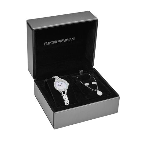 Emporio Armani AR8038 ladies box set