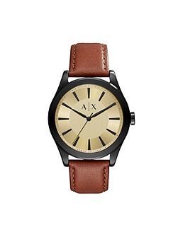 AX2329 mens strap watch