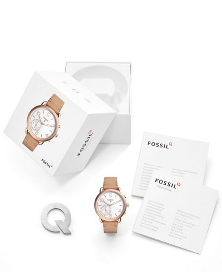 Fossil Q FTW1129 ladies bracelet watch