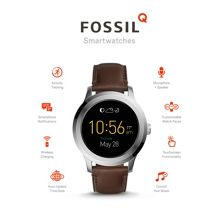 Fossil Q FTW2119 mens strap watch
