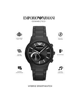 ART3001 Mens Strap Smart Watch