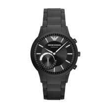 Emporio Armani ART3001 Mens Strap Smart Watch
