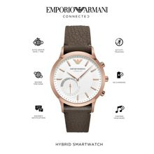 Emporio Armani ART3002 Mens Strap Smart Watch