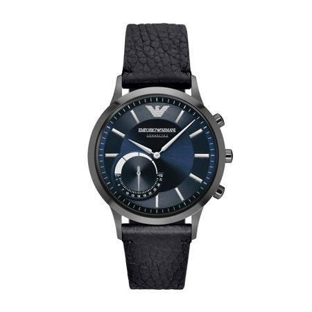 Emporio Armani Connected ART3004 Mens Stap Smart Watch
