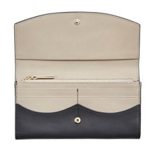 Skagen SWS0167496 ladies dinesen flap wallet