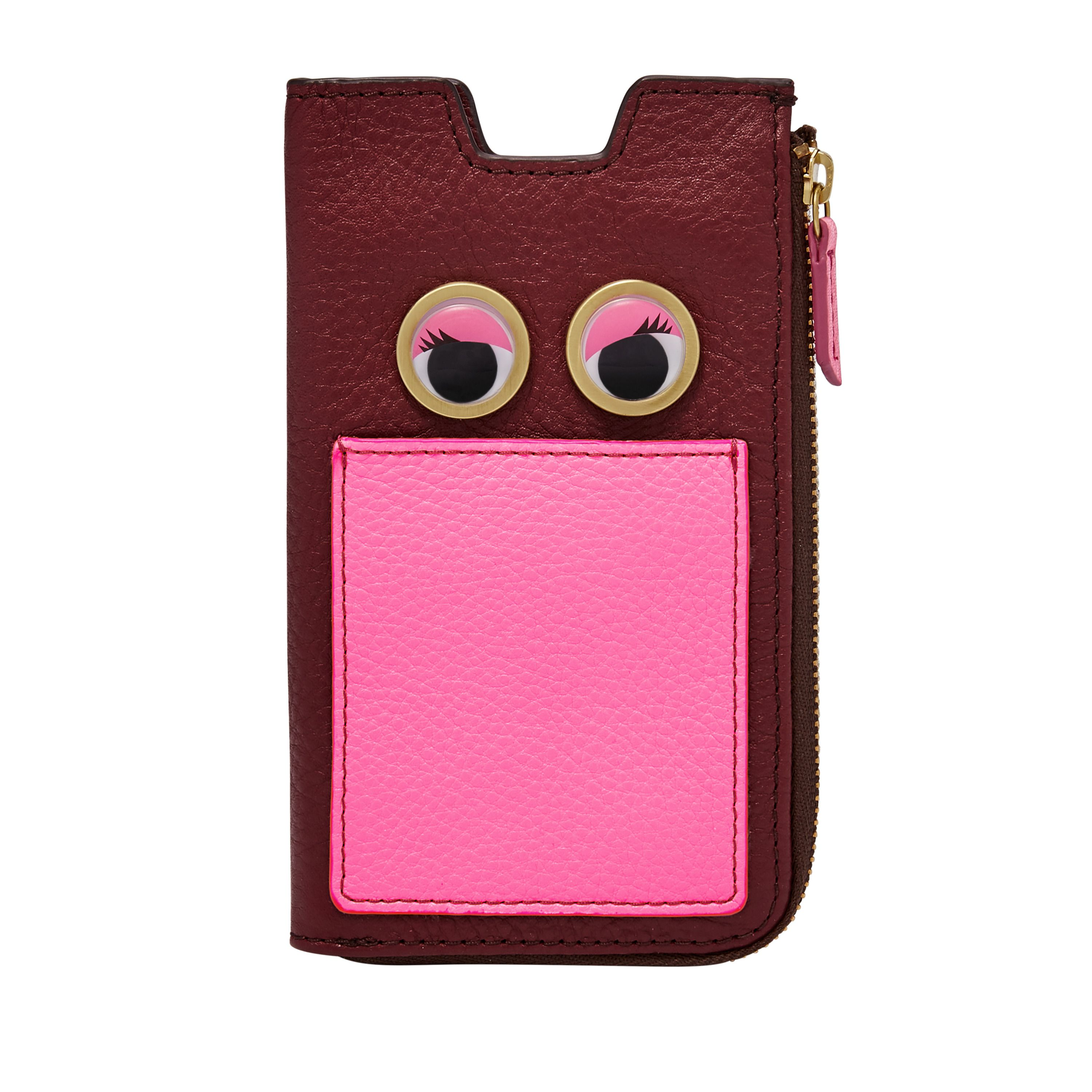 Fossil SL7319609 Phone Sleeve Purse Pink