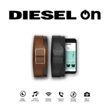 Diesel DXA1201 Unisex Bracelet Smart Watch