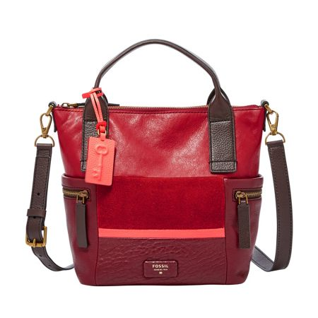 Fossil ZB6959995 emerson satchel bag