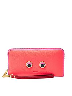 SL7242673 Emma RFID Large Zip Clutch