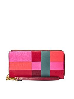 SL7237184 Emma RFID Large Zip Clutch