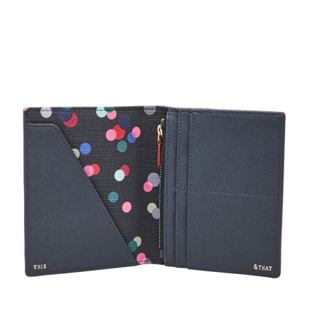 Fossil SL6837933 RFID Passport Case