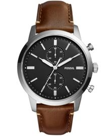 Fossil FS5280 mens strap watch