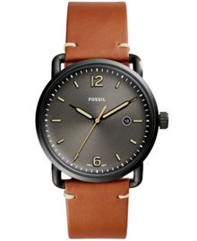 Fossil FS5276 mens strap watch
