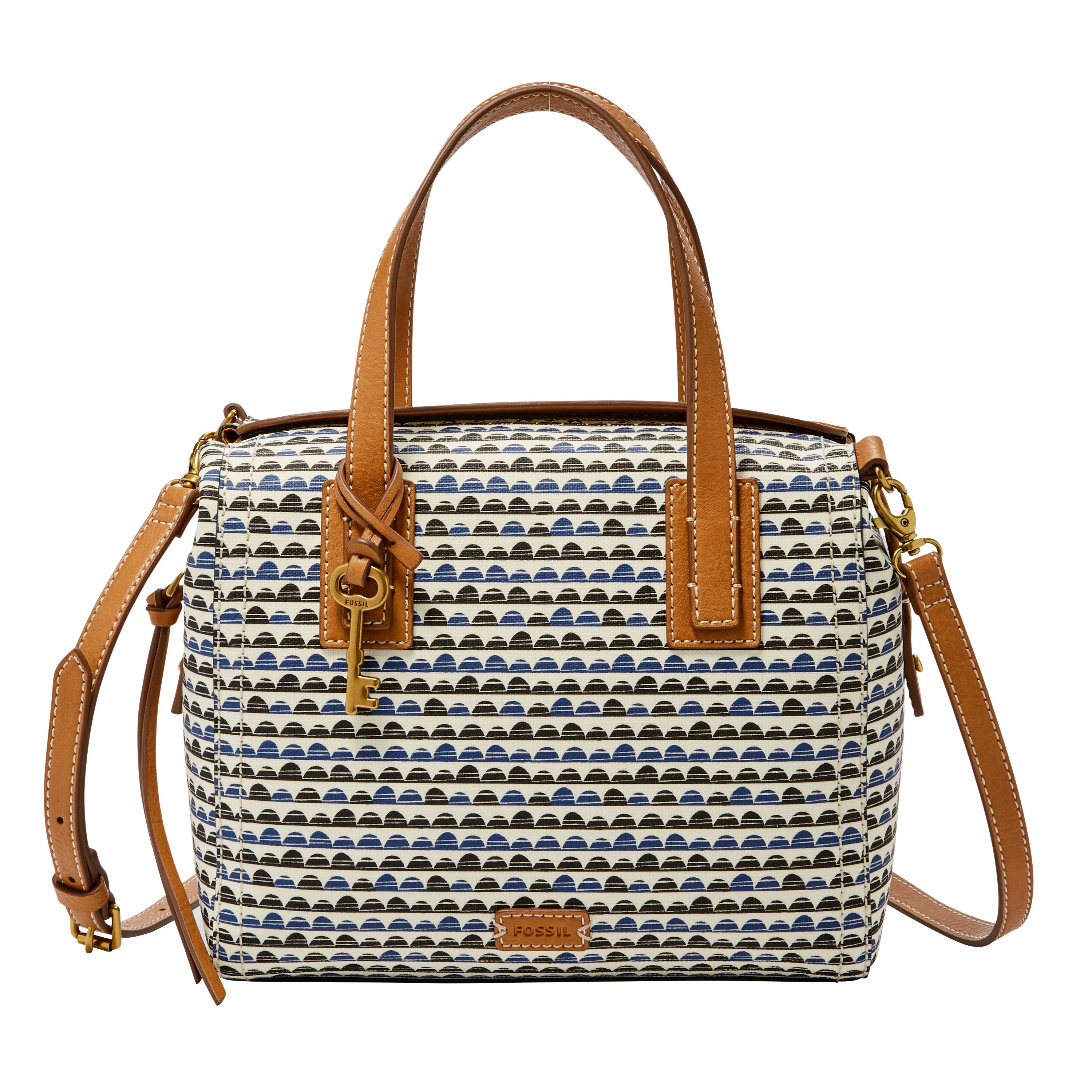 Fossil ZB7141120 Ladies Crossbody Bag MultiColoured