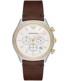 Emporio Armani AR11033 mens strap watch