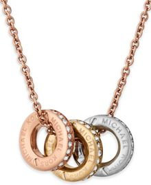 Michael Kors MKJ6378998 ladies necklace