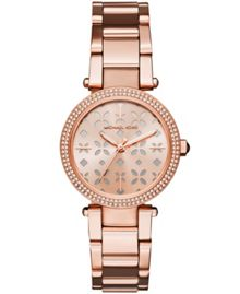 Michael Kors MK6470 ladies bracelet watch
