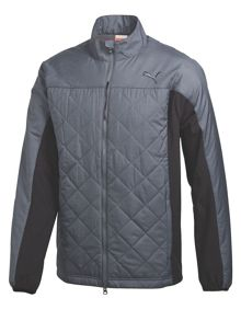Monolite filled jacket